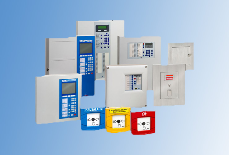 Helioptic - Fire Alarm Systems